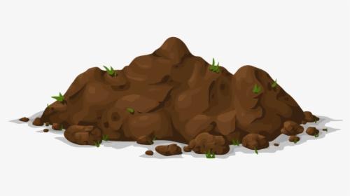 Dirt Pile Png.