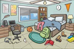 Dirty bedroom clipart 6 » Clipart Portal.