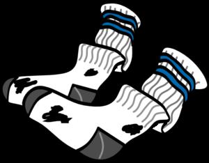 Dirty Socks Clip Art at Clker.com.