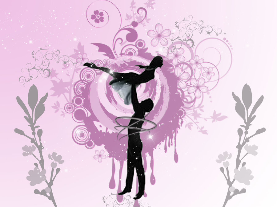 dirty dancing vector art by NekiaHenry on Clipart library.