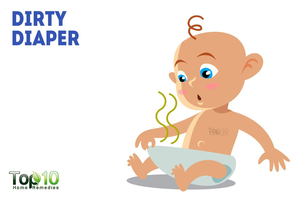 Dirty diaper clipart 3 » Clipart Station.