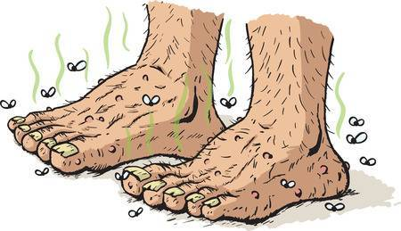 Dirty feet clipart » Clipart Portal.
