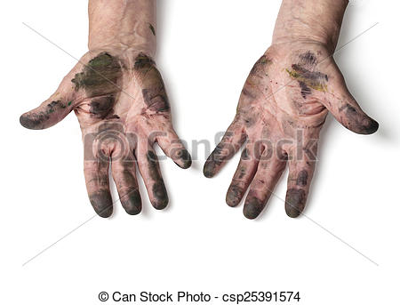 Dirty hands clipart 4 » Clipart Station.