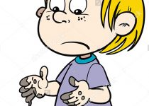 Dirty Hands Clipart.