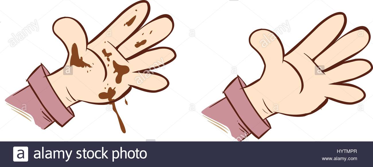 Dirty hands clipart 9 » Clipart Station.
