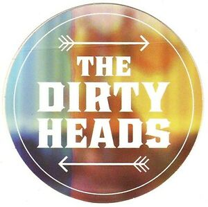 Details about THE DIRTY HEADS Cabin By The Sea Ltd Ed Discontinued Sticker  +FREE Punk Stickers.
