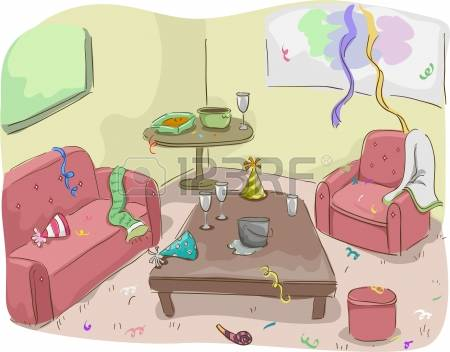 1,081 Messy House Cliparts, Stock Vector And Royalty Free Messy.