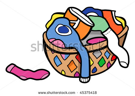 Dirty laundry clipart 6 » Clipart Station.