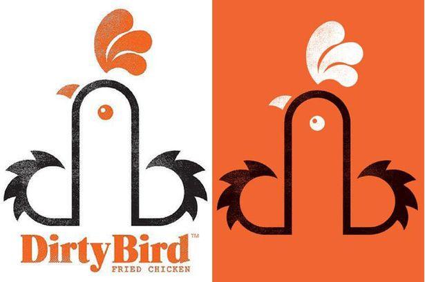 Dirty Bird Fried Chicken\' defends \'rude\' logo and denies.