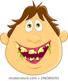 Dirty teeth clipart 2 » Clipart Portal.