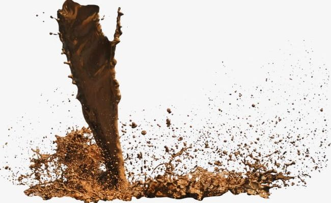 Muddy Dirty Water PNG, Clipart, Backgrounds, Brown, Cement, Close Up.