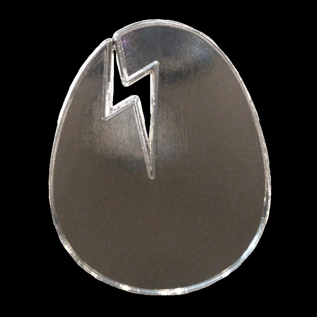 Egg Pin.