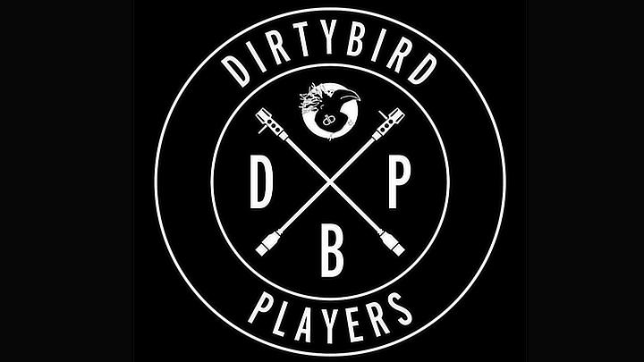 Dirtybird records Logos.