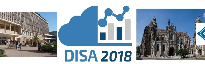 IEEE DISA 2018 in Kosice.
