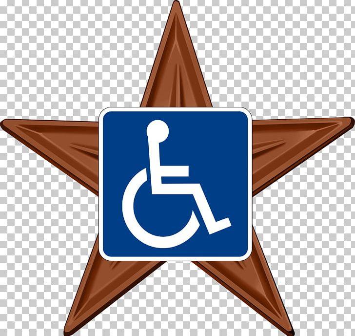 International Symbol Of Access Disability Car Park Traffic.