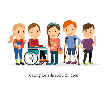 22,736 Disability Stock Illustrations, Cliparts And Royalty Free.