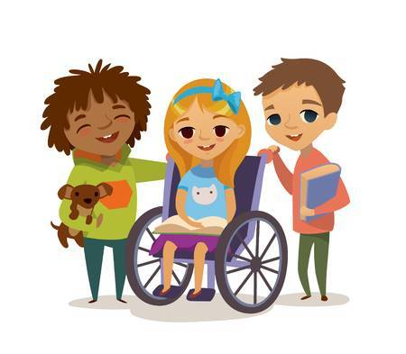 Students with disabilities clipart 5 » Clipart Portal.