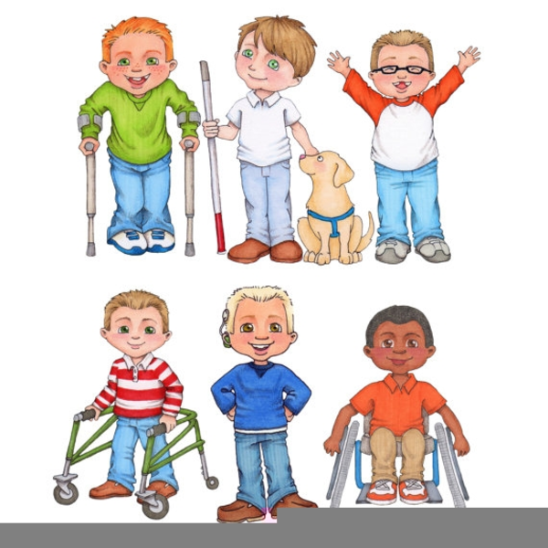 Learning Disability Clipart Free.