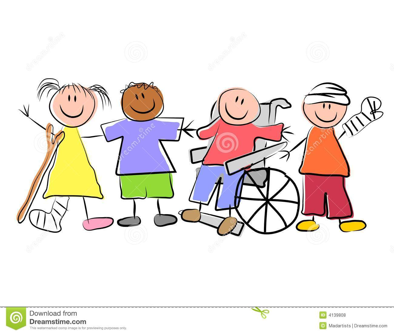 Disability clipart free.