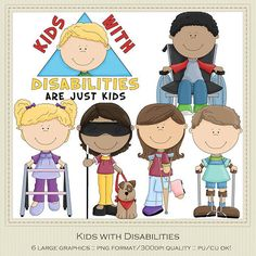 Disabled Clipart.