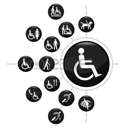 14,725 Disability Stock Illustrations, Cliparts And Royalty Free.