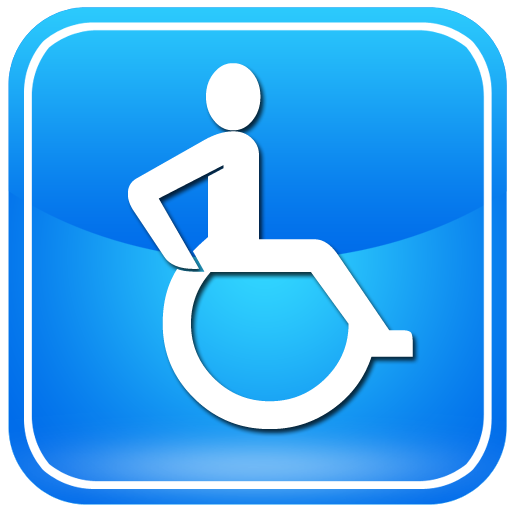 Disability symbol clipart clipart image.