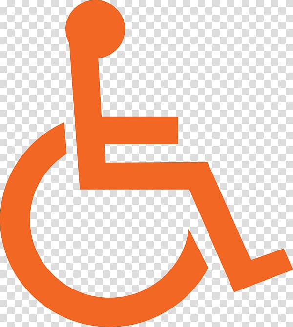 Disability International Symbol of Access Disabled parking permit.