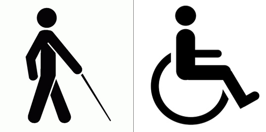 Disable Sign.