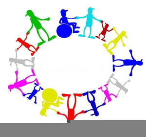 Free Clipart Children With Disabilities.