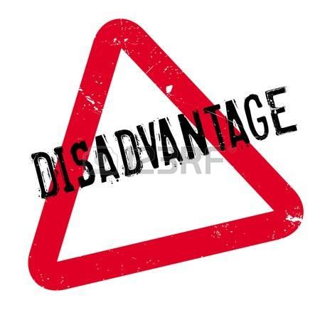 Disadvantages clipart 4 » Clipart Station.