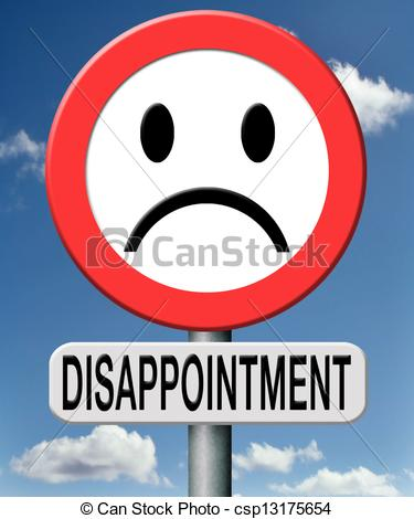 Disappointment Stock Illustration Images. 22,891 Disappointment.