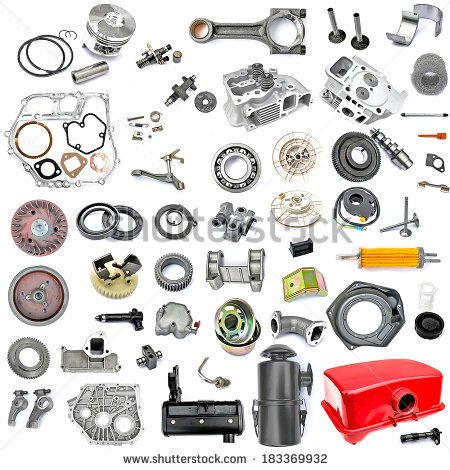 Small Engine Clipart.