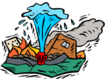 Disaster Clip Art Images.