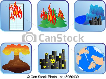 Disaster clipart #12