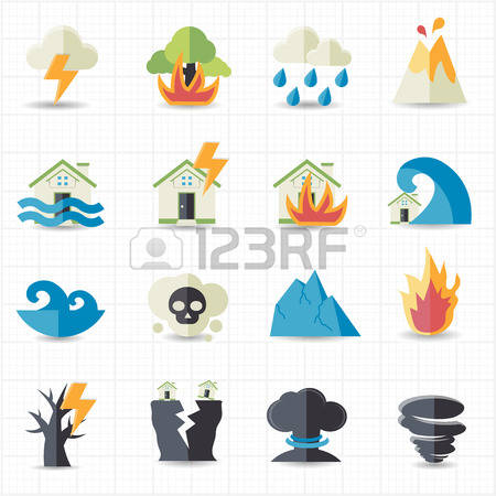 Disaster clipart #3