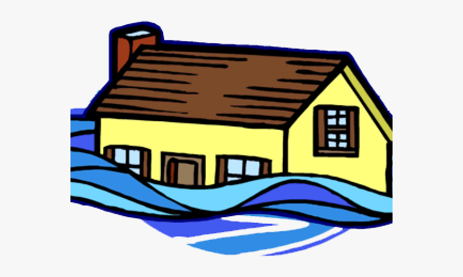 Flooded Clipart Transparent.