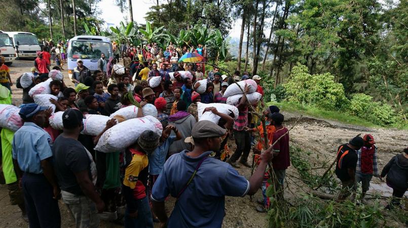 Workshops preparing provinces for disasters.