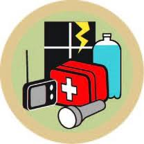 Emergency disaster clipart.