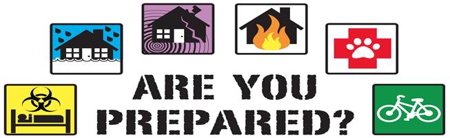 Family & Home Preparedness.