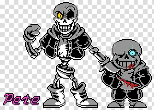 Undertale: Disbelief] Papyrus Goes Sicko Mode transparent.