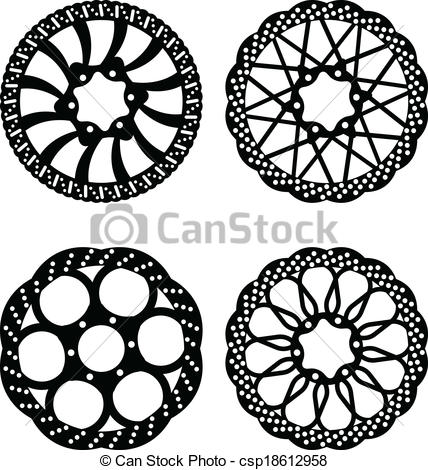 Brake disc Vector Clip Art Royalty Free. 279 Brake disc clipart.