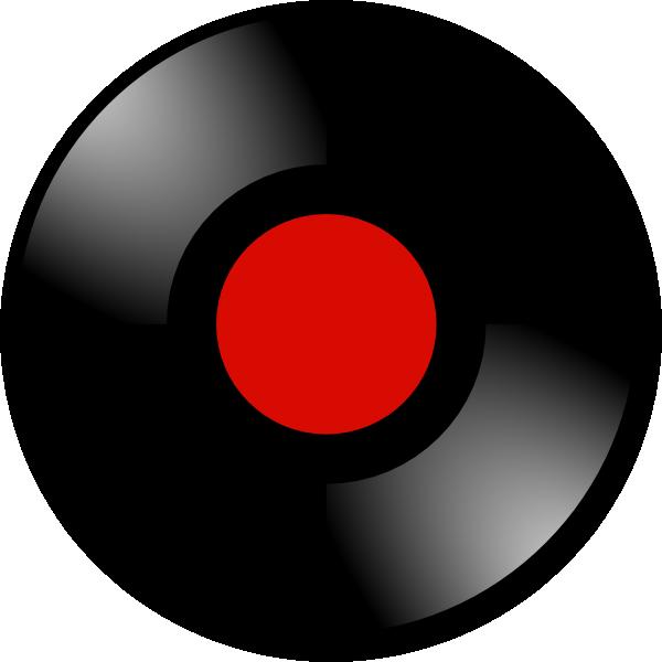 Disc Clip Art at Clker.com.