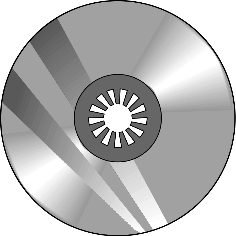 clipart disc #12