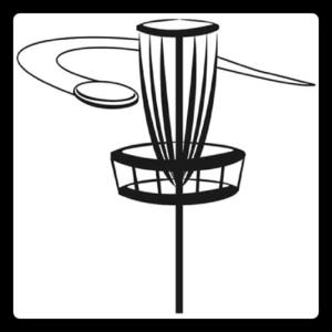 19 disc golf clip art..