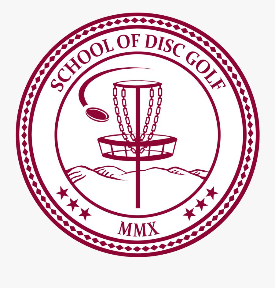 School Of Disc Golf Logo.