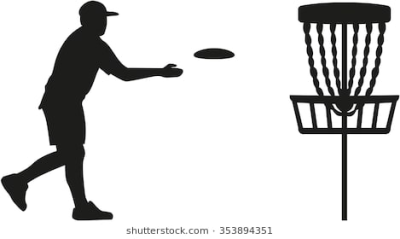 Disc Golf Images PNG.