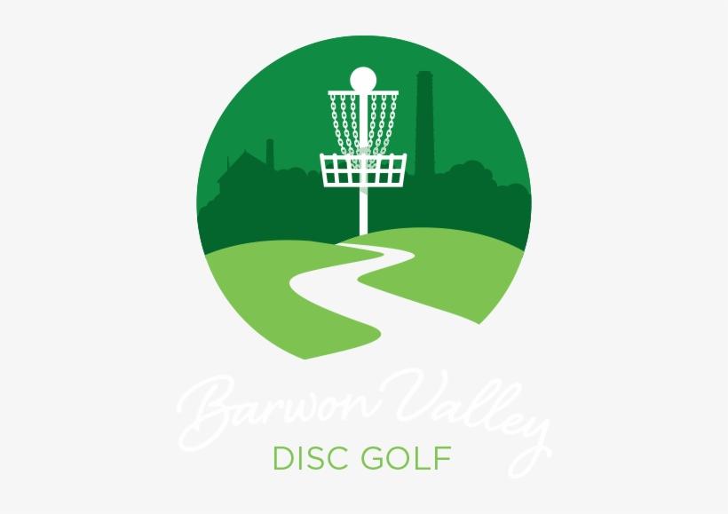 Disc Golf Club Logos Transparent PNG.