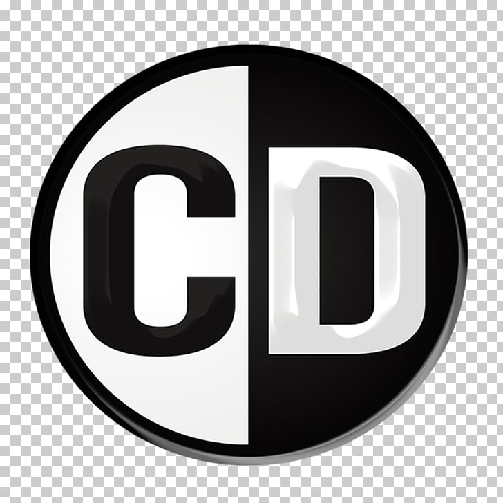 Digital audio Compact disc Logo, compact disk PNG clipart.