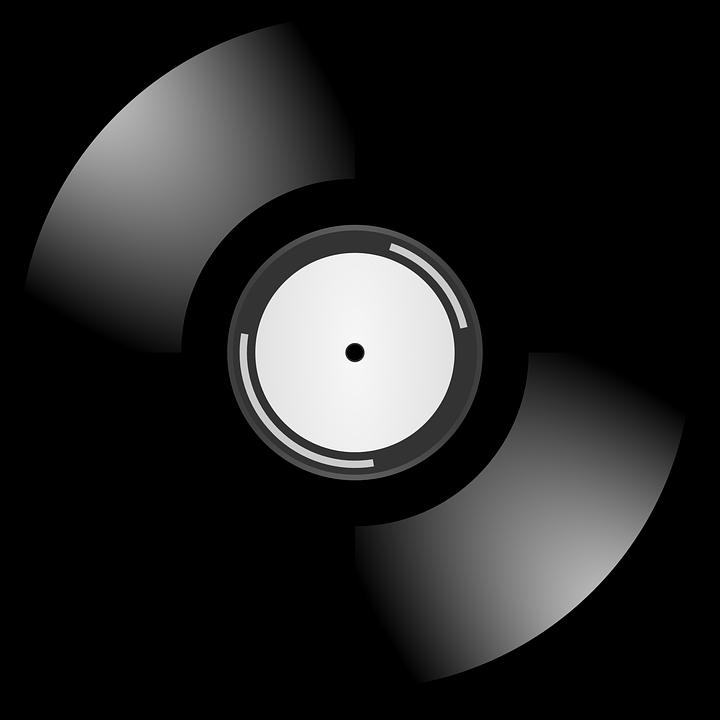 Disc Audio Vinyl.