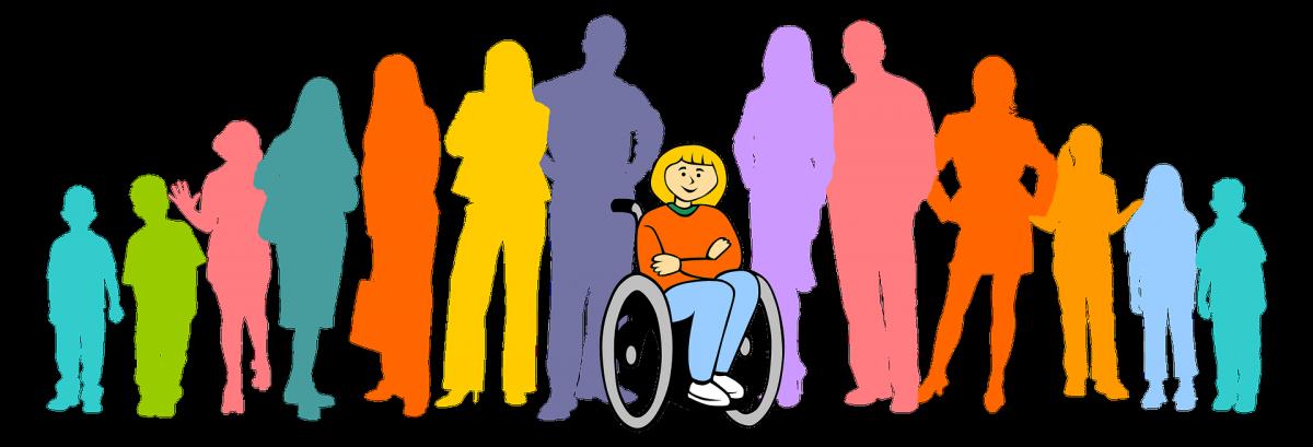 contratar a personas con discapacidad.